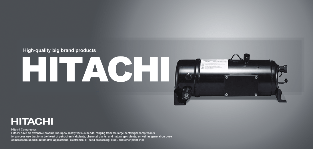 hitachi Refrigeration Compressor Online, hitachi Compressor customization, hitachi Compressor price list