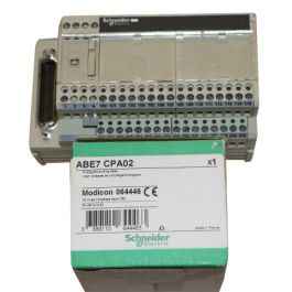 Schneider Base connection for counter + analog channel PLC ABE7CPA02, okmarts Online