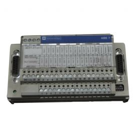Schneider  Base connection for counter + analog channel  PLC ABE7CPA11, okmarts Online