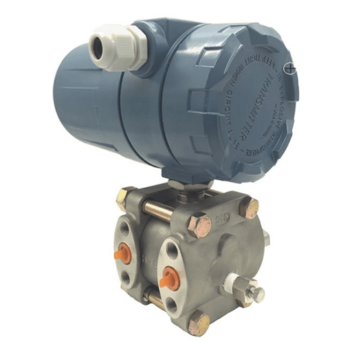 Rosemount Differential Pressure Transmitter 1151DP, Type Supply:45 VDC MAX Output:4-20mA